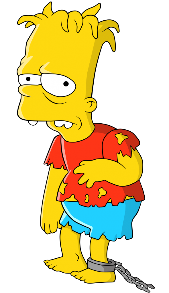 Simpsons transparent camera. The png image with