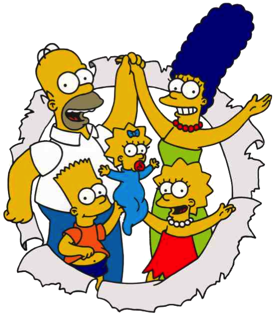 Simpsons transparent. The png image mart