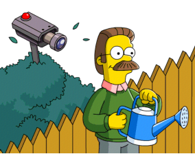 Simpsons transparent camera. Tsto screenshotsthe tapped out