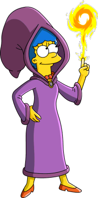 Simpsons transparent halloween. The tapped out ios