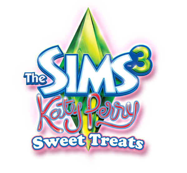 Sims 3 logo png. Image the katy perry
