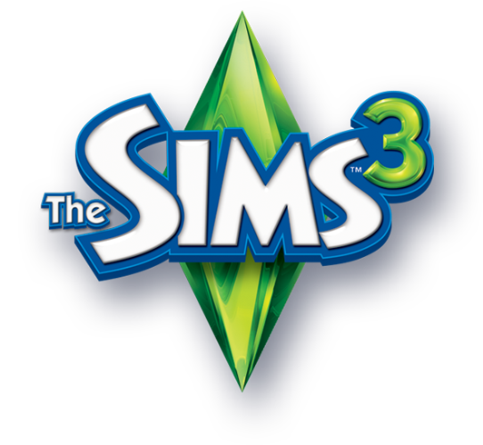 Sims 3 logo png. Image the just dance