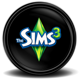 Sims 3 png. The icon mega games