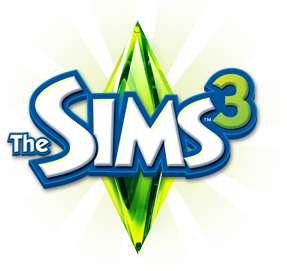Sims 3 png. Ficheiro logo the wikip