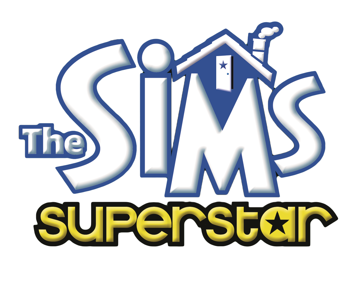 Sims 4 trait png. Image the superstar logo