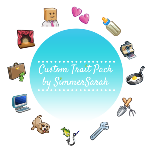 Sims 4 Trait Transparent & PNG Clipart Free Download - YA-webdesign