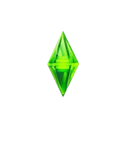 Sims 4 diamond png. Overlay tumblr green diamante