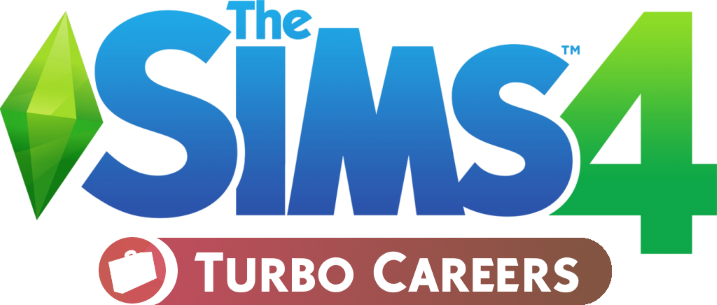 Sims 4 diamond png. The turbo careers mod