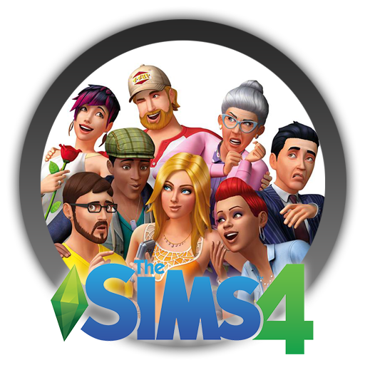 Sims 4 icons png. The icon by blagoicons