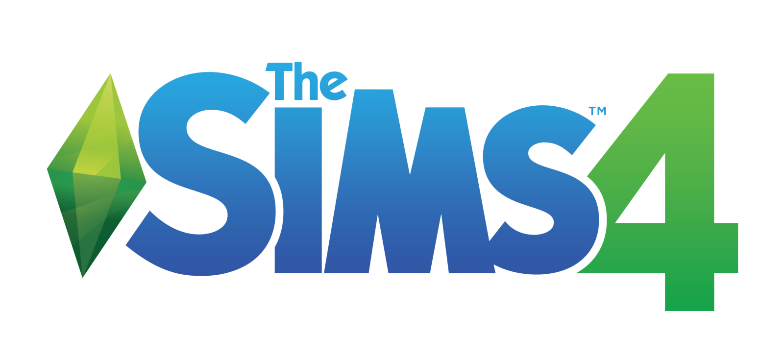 Sims 4 logo png. Image the logopedia fandom