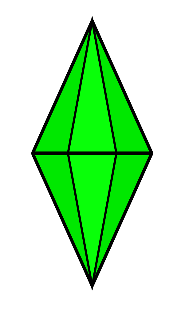 Sims 4 plumbob png. File svg wikipedia filesims