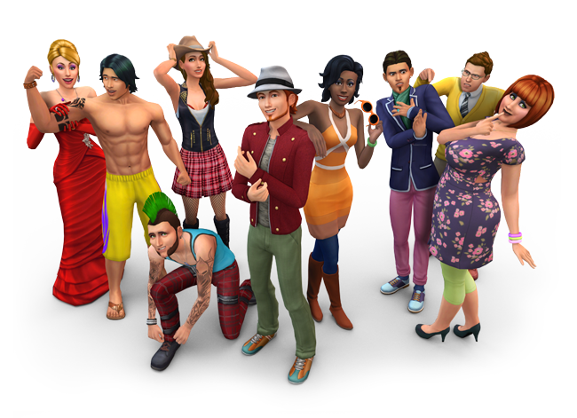 Sims 4 png. Image ts render the