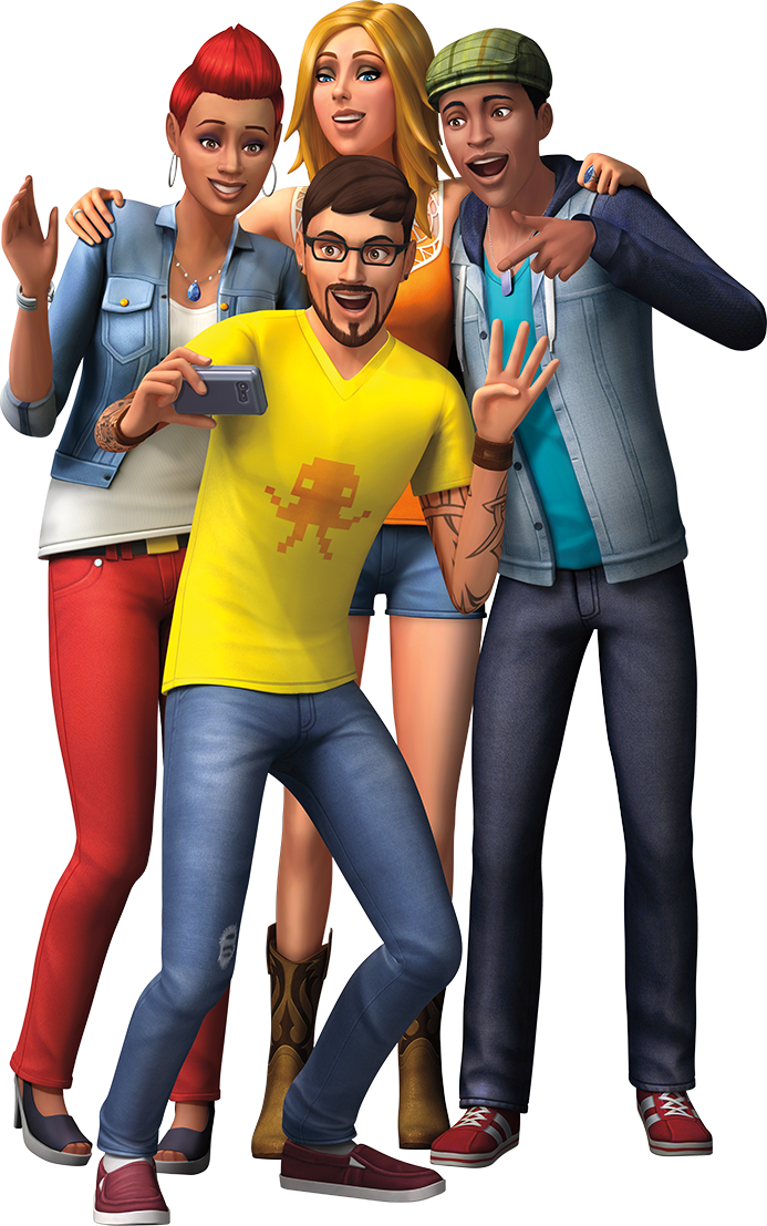 Sims 4 .png. The new full body