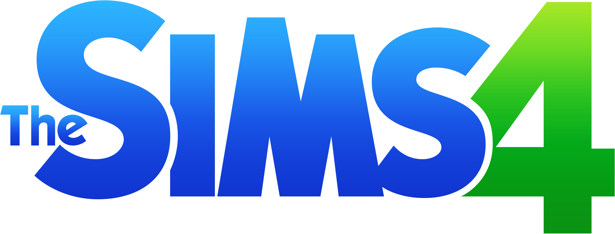 Sims 4 .png. File logo of the
