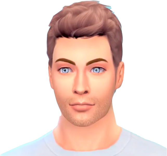 Sims 4 skin png. Image adult james the