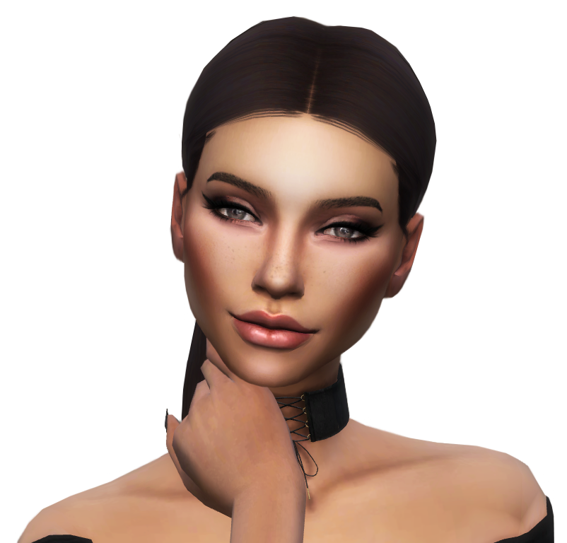 Sims 4 skin png. Your style page the