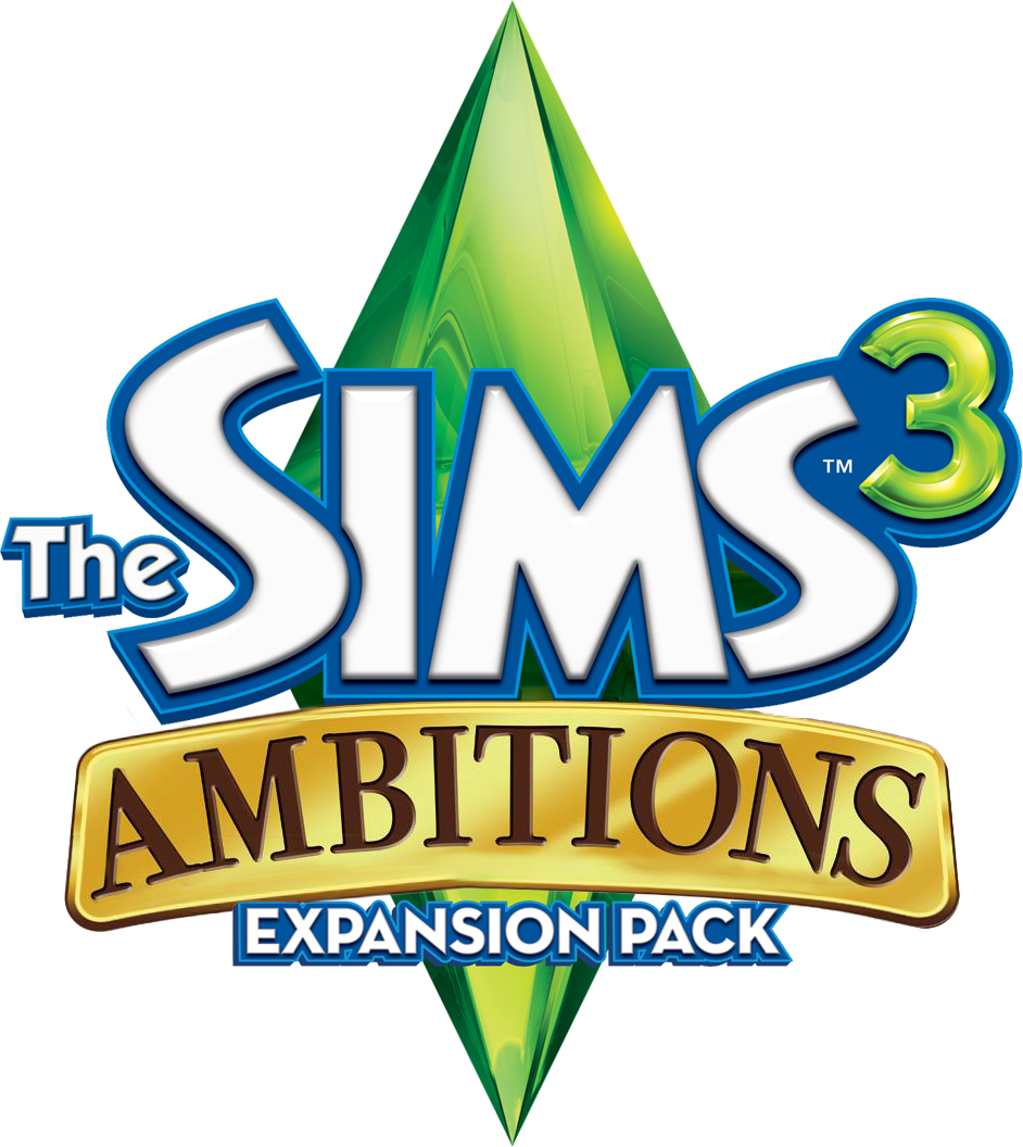 Sims 4 trait png. Image the ambitions logo