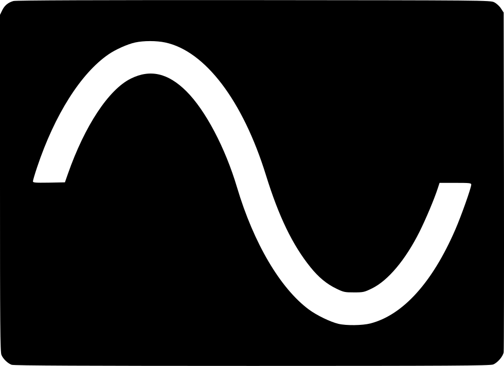 Sine wave png. Svg icon free download