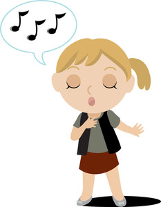 Singer clipart voice. Panda free images singing