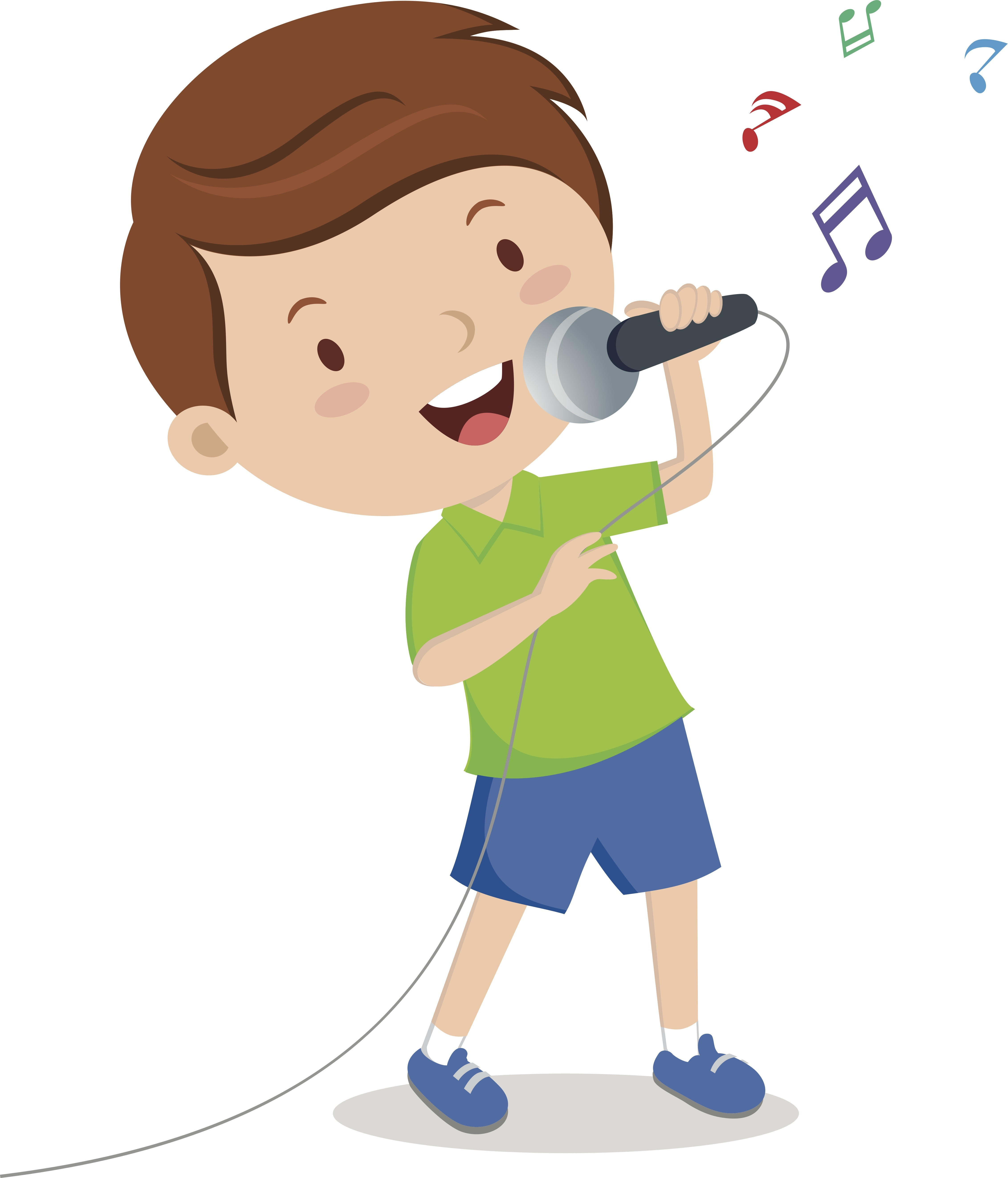 Sing clipart. Station