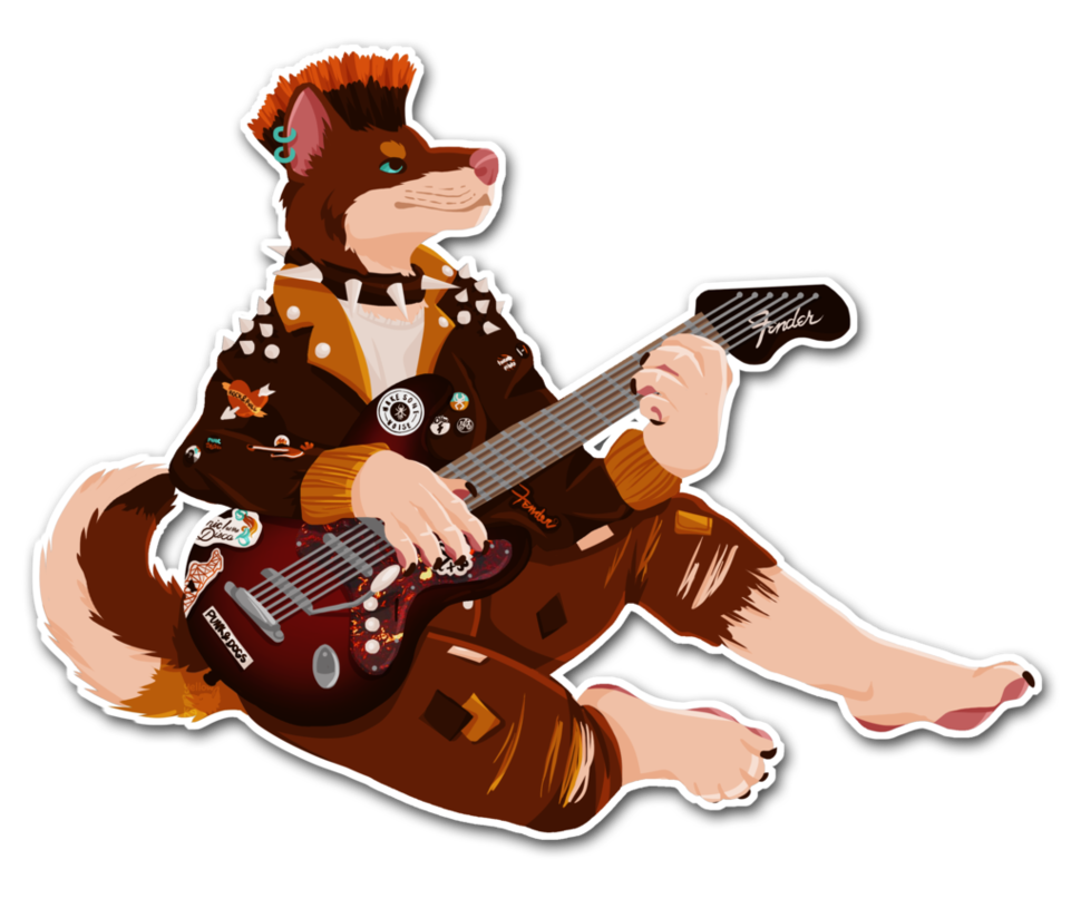 Sing drawing guitar. To the stars by