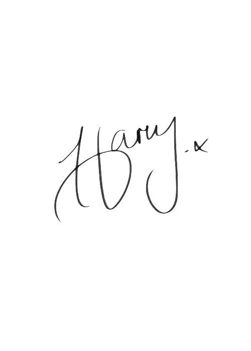 Sing drawing music one direction lyric. Harry styles signature d