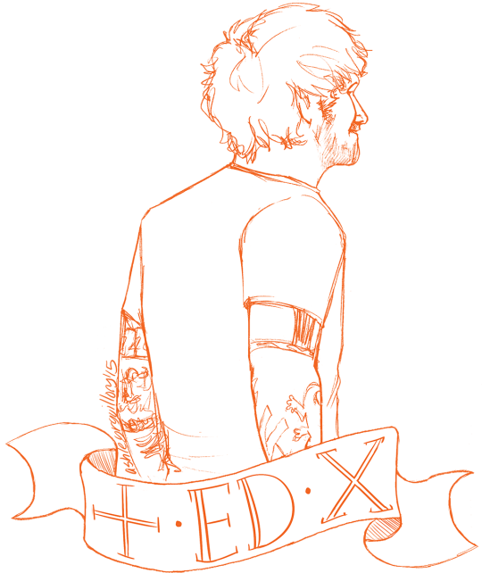 Lyric Drawing Ed Sheeran Transparent Png Clipart Free Download