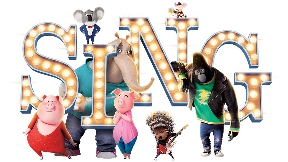 Sing movie characters png. Tamarac s in the