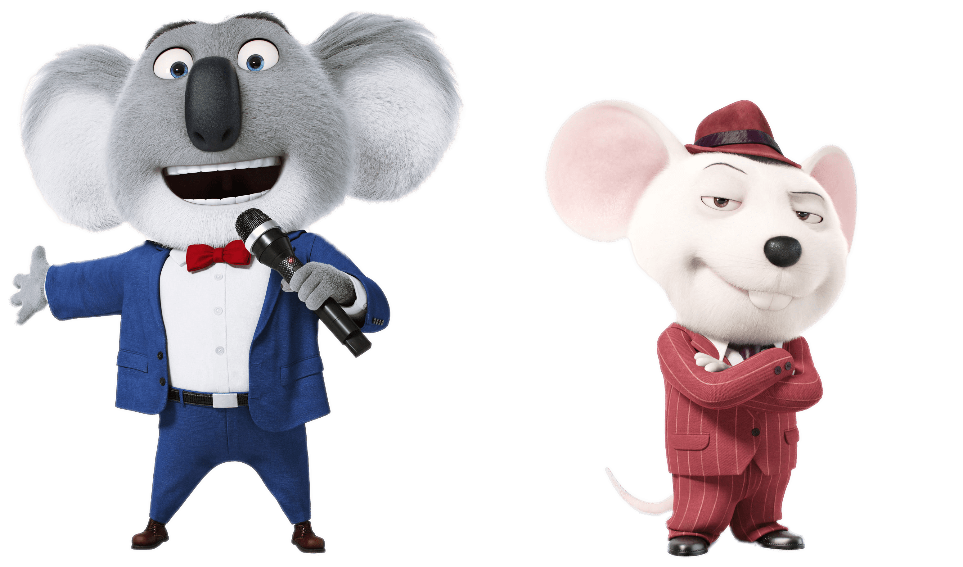 Sing movie png. Transparent images stickpng buster