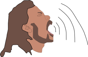 Singer clipart voice. Audio waves clip art
