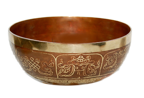 singing bowl png