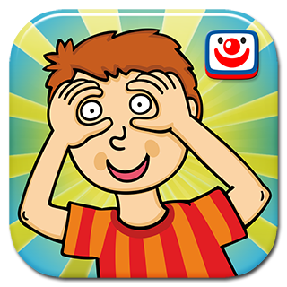 Singing clipart playful kid. Zanystudio com apps for