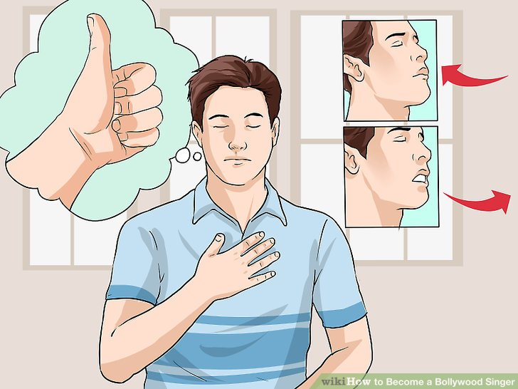 Singing clipart singer indian. How to become a