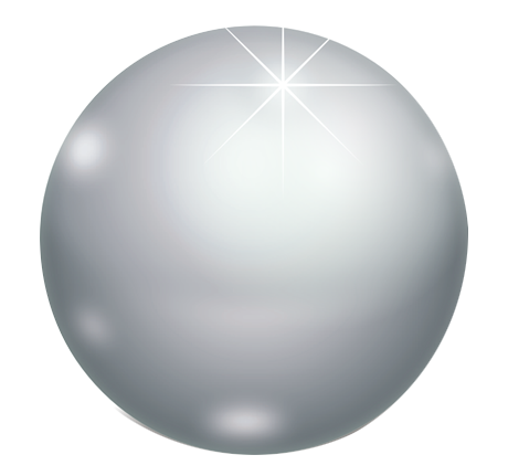 Transparent pearls one. Png images free download