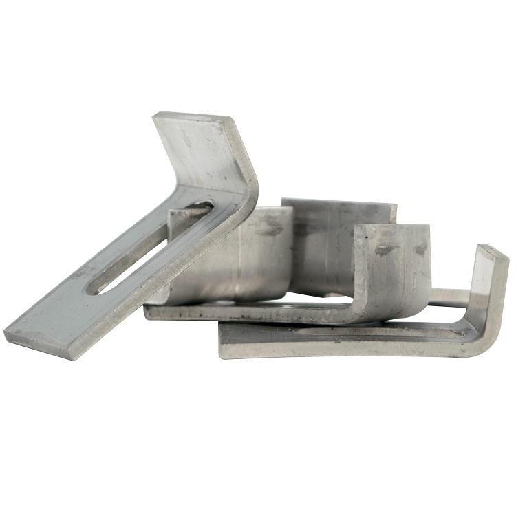 sink clip clamps