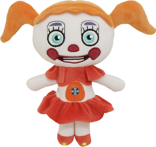 Sister location baby png. Download funko fnaf plush