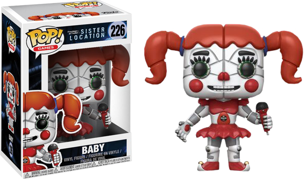 Sister location baby png. Five nights at freddy