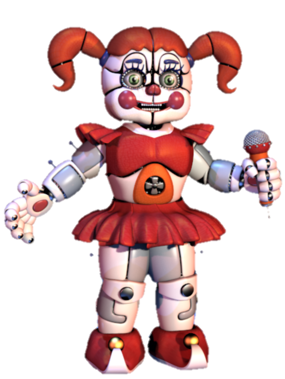 Sister location baby png. Circus five nights at