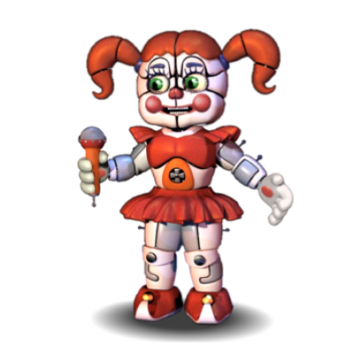 Sister location baby png. Adventure v by riolufazbear