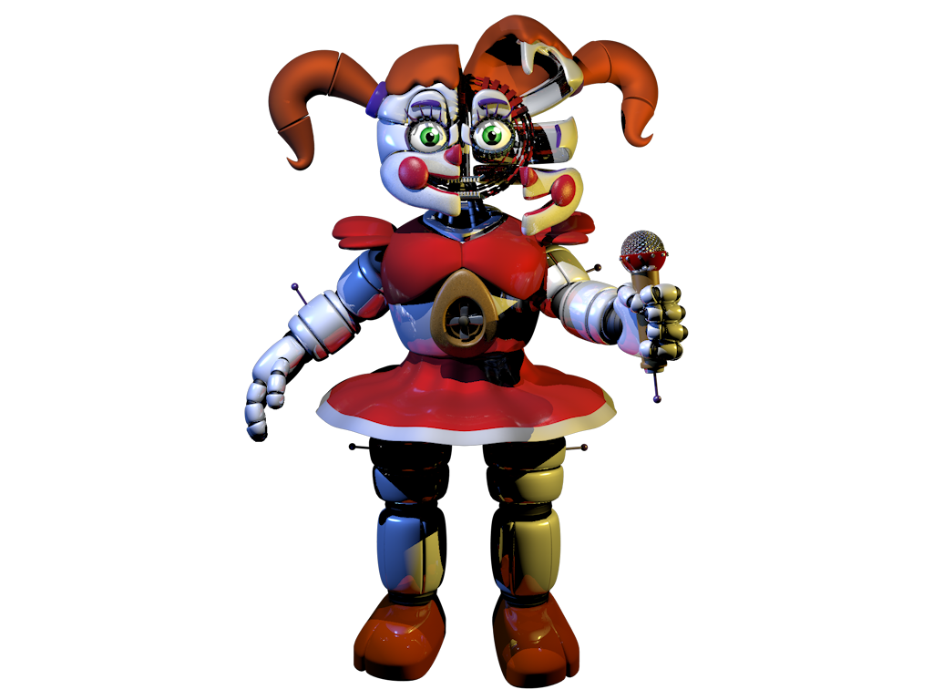 sister location baby png