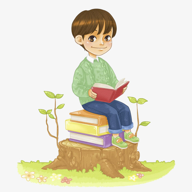 Sit clipart siting. A boy sitting in