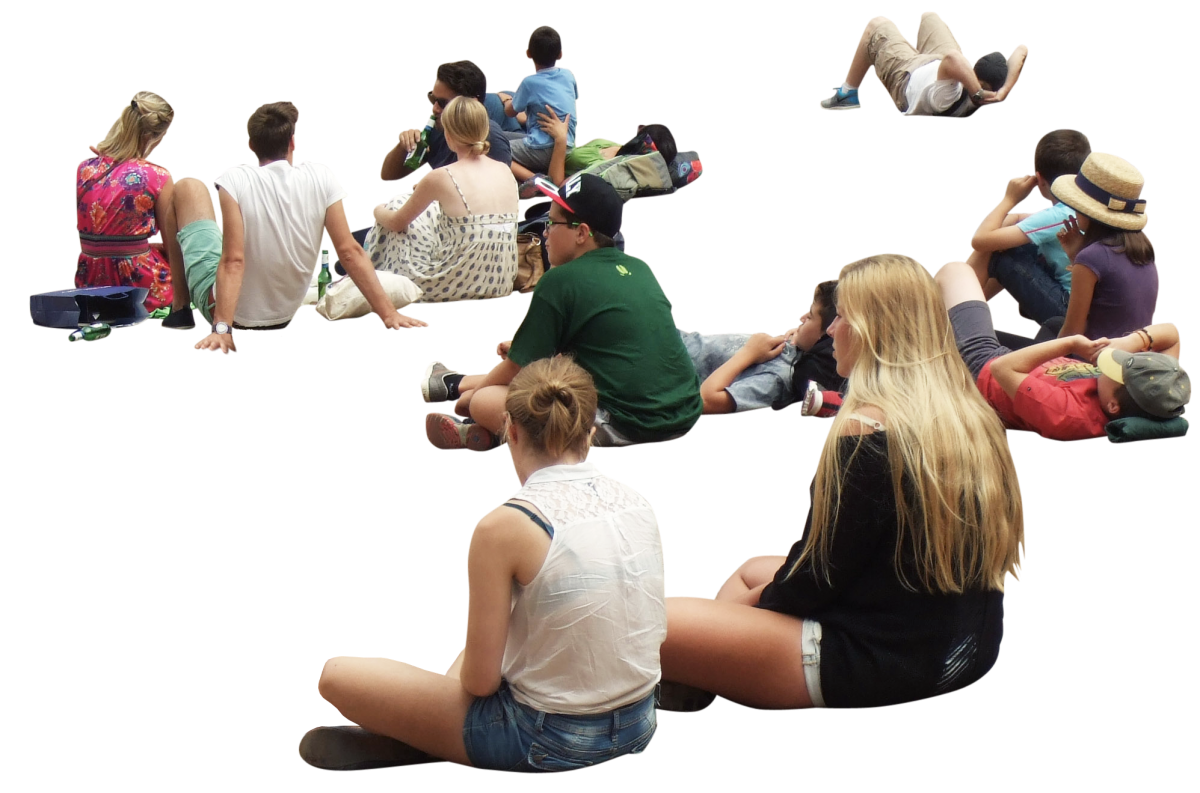 Group of people sitting png. Www mrcutout com pts