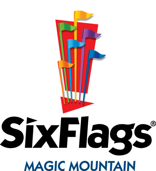 Six flags magic mountain logo png. Tickets save up to