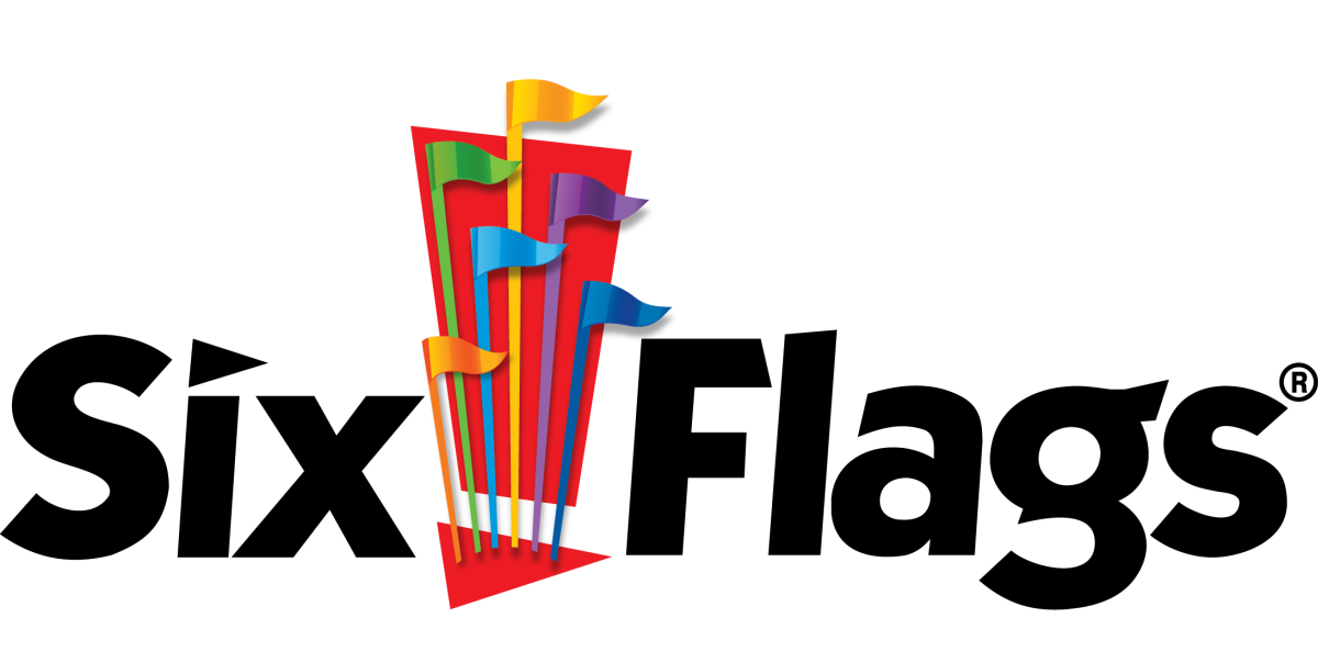 Six flags magic mountain logo png. Reports record revenues for