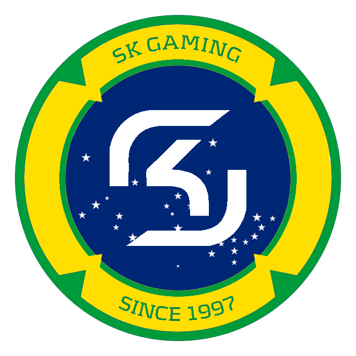 Sk gaming logo png. Brazillified globaloffensive fluffsk