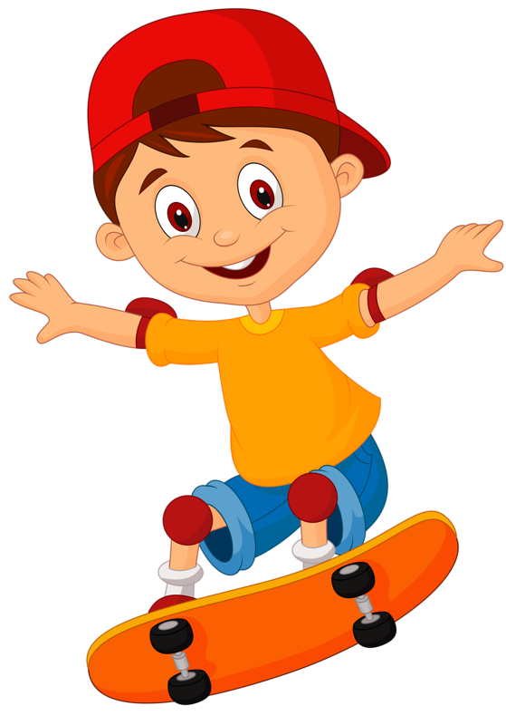 Skateboard cartoon png. Pinterest clip art