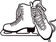 Skating clipart figure skating. Skates are a type
