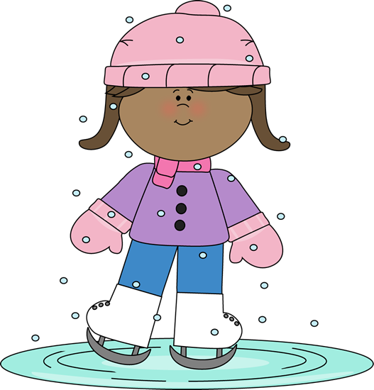 Skates clipart small. Winter clip art images
