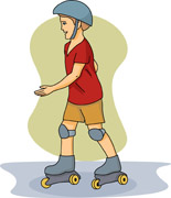 Skating clipart. Sports free to download