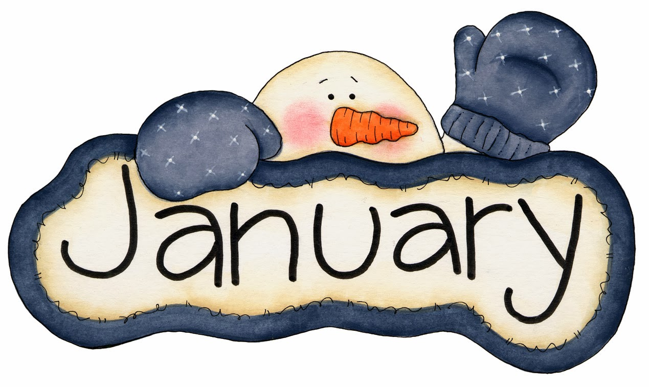 2017 clipart january. Pretentious idea month clip